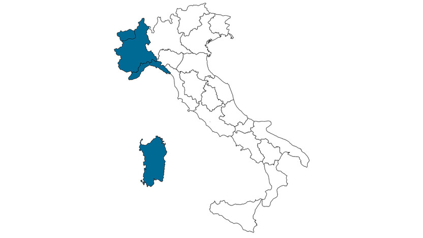 contact person, sales representative, profile and map, Gianluca Mentasti, Rockfon, IT
