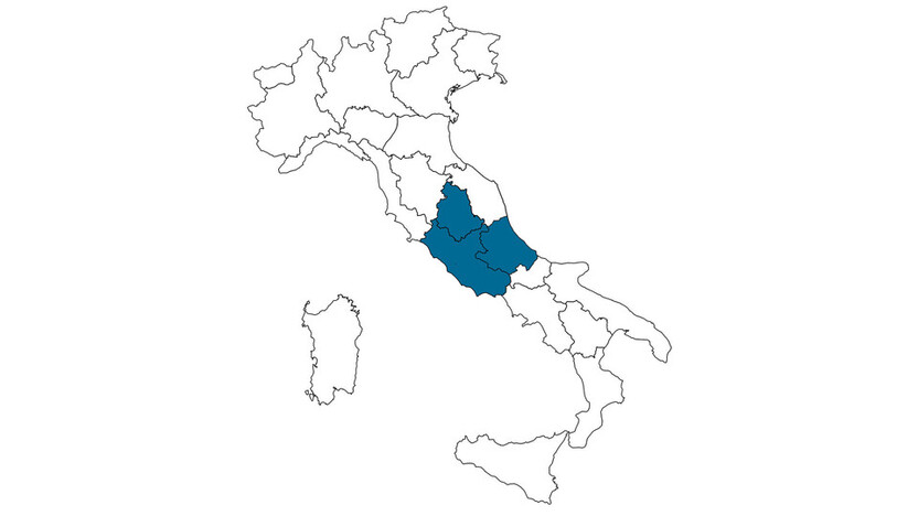 contact person, sales representative, profile and map, Paolo Di Pasquale, Rockfon, IT