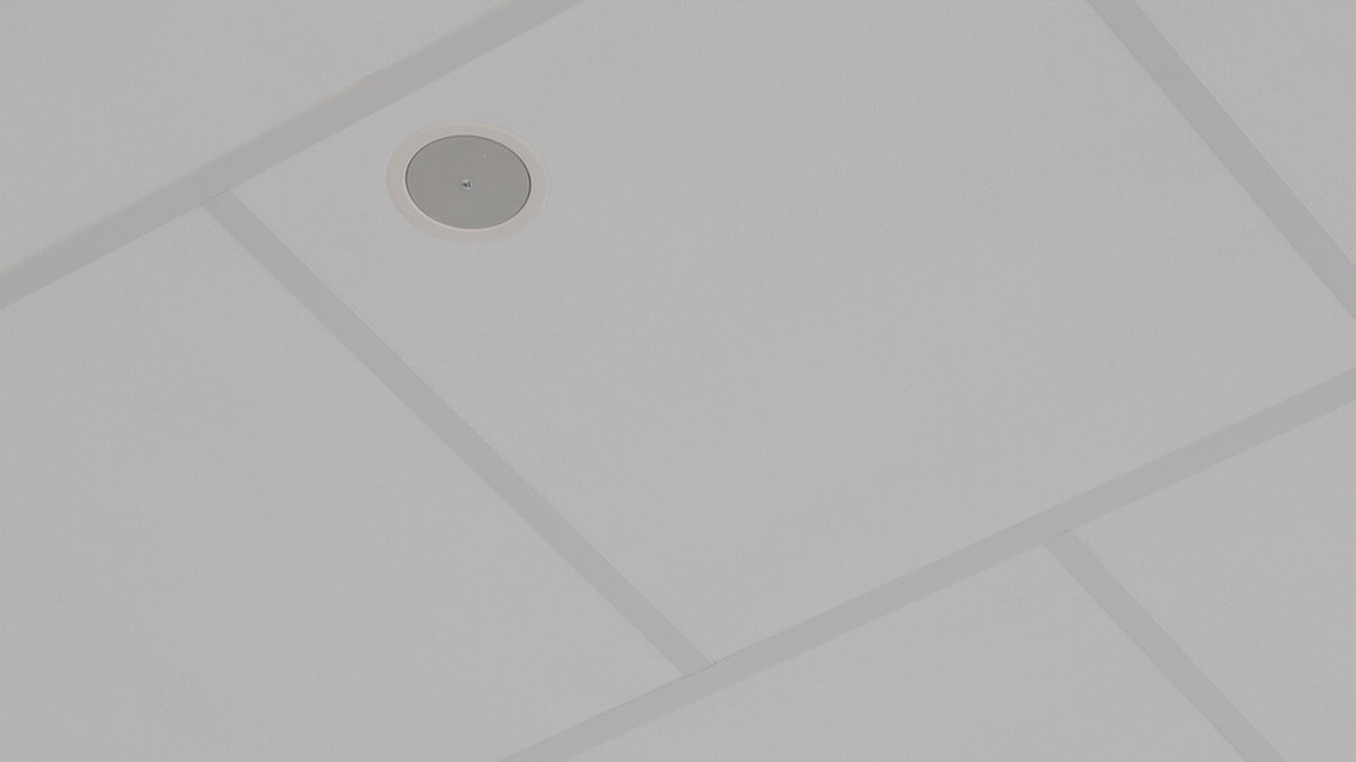 Prodotti installati: Rockfon® Boxer™, AEX, 1200 x 1200