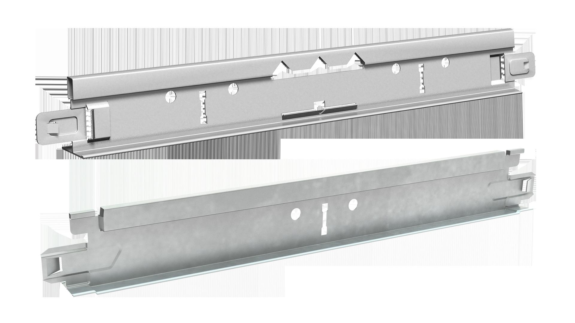 Profilo portante T24 Click 3600 mm e Profilo intermedio T24 Click 600 mm   Rockfon